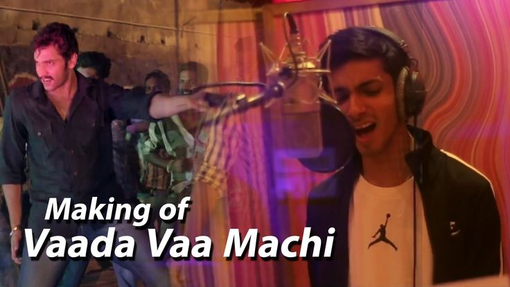 Making of Vaada Vaa Machi Song – Demonte Colony