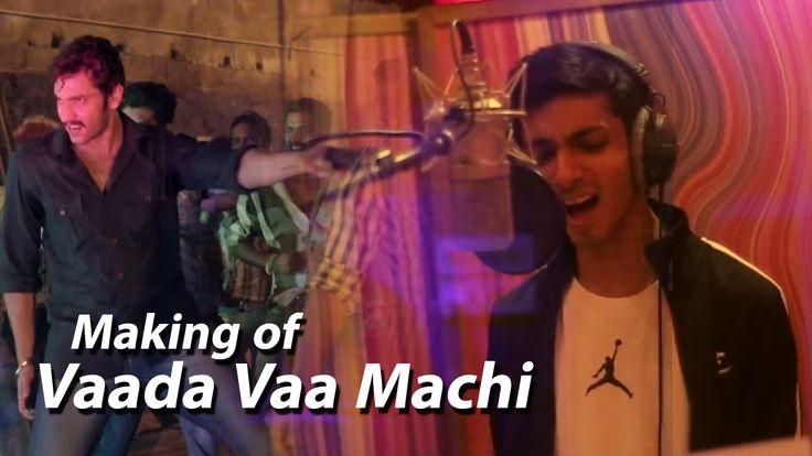 Making of Vaada Vaa Machi Song – Demonte Colony