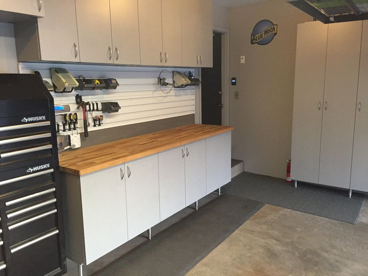 High Quality Custom Garage Organization By Closets For Life   Everything Has Its Place  In This Dream Garage