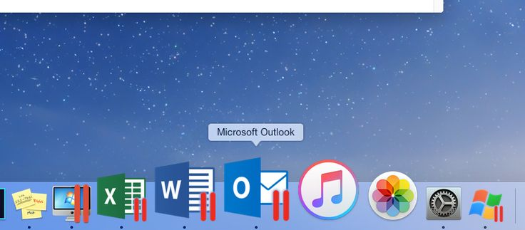 This is how to get Microsoft Outlook on your Mac!