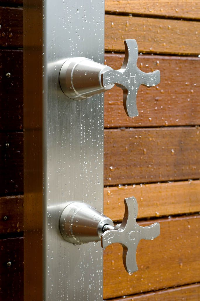 316 Marine Grade Stainless Steel Hot And Cold Taps. Do You Have A DIY  Outdoor