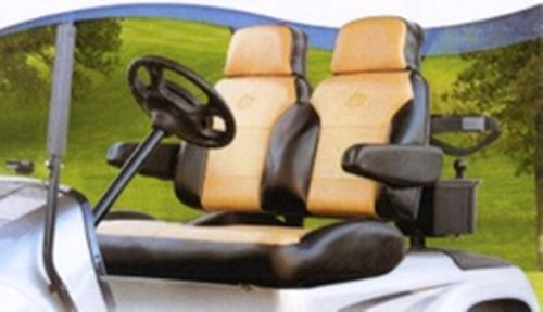 Ezgo Txt Golf Cart Custom Touring Bucket Front Seat Made