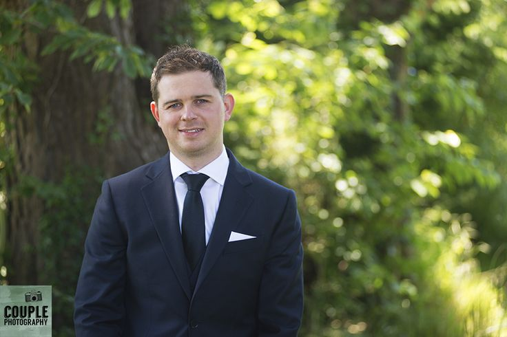 The groom is ready to go get married. Weddings at Druids Glen Hotel by Couple Photography.