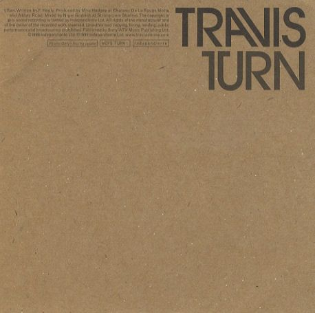 """For Sale - Travis (90s) Turn UK Promo  CD single (CD5 / 5"""") - See this and 250,000 other rare & vintage vinyl records, singles, LPs & CDs at http://991.com"""