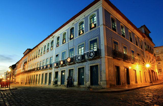 Centro Histórico de São Luís – MA - Brasil