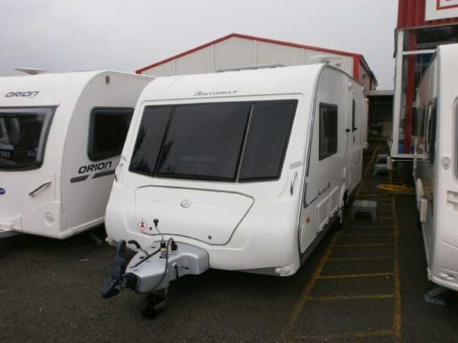 Buccaneer Elan 2010, 2 berth, (2010) Used  Touring caravan for sale in Tyne