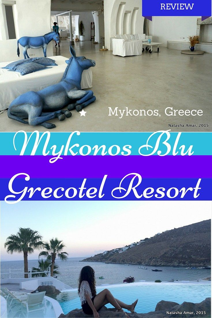 Mykonos tours amp travel bill amp coo hotel in mykonos greece - Review Mykonos Blu Grecotel Exclusive Resort Greece
