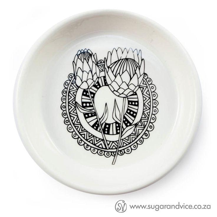 TAPAS BOWL - PROTEA DREAMS by Sugar and Vice for sale on http://hellopretty.co.za