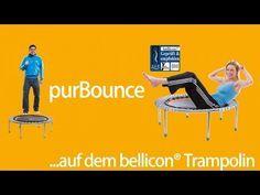 Einfaches Rückentraining für zwischendurch auf dem bellicon® Minitrampolin   bellicon Deutschland - YouTube