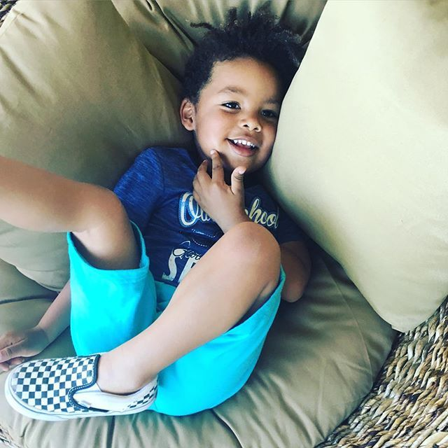 Pin for Later: Class of 2031! Meet the Famous Kids Who'll Be in the Same School Year as Prince George Sebastian Taylor Thomaz Amber Rose and Wiz Khalifa's son was born on 21 Feb. 2013.
