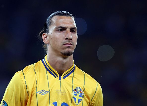 #3 Zlatan Ibrahimovic - $41.8 million.  Swedish player, Ibrahimovic is famed for his deadly accurate bicycle kick which he displays often with French club, PSG (Paris Saint-Germain). His sponsors include Nike and Volvo which reward him handsomely as he continues to top tables as the league's highest scorer.