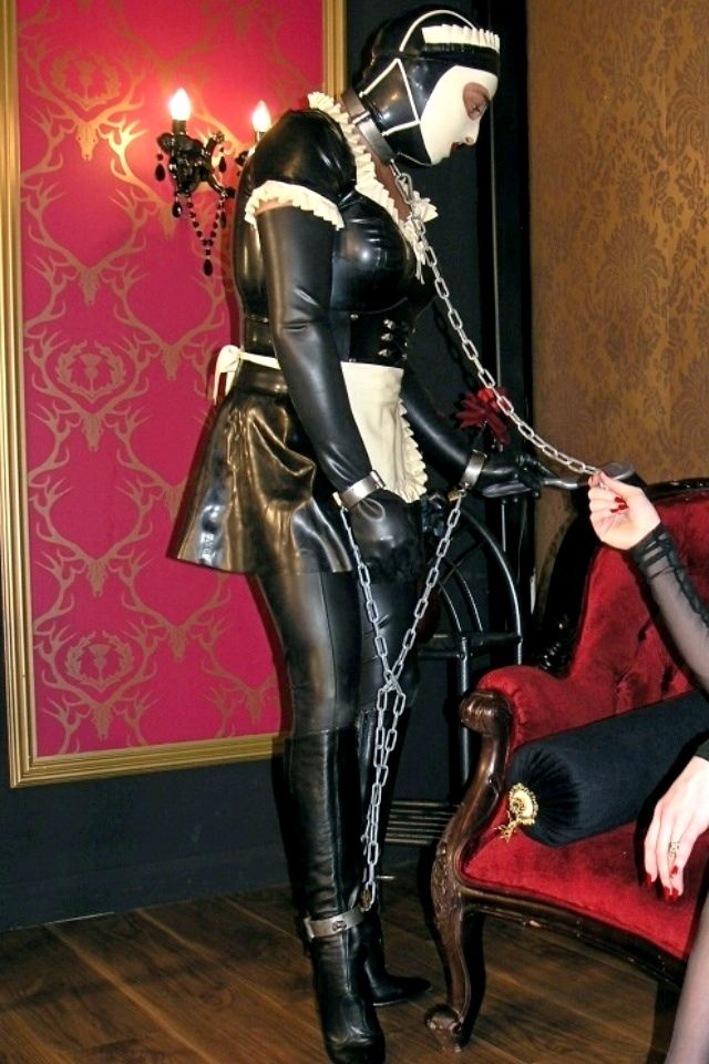 19 Best Latex Feminization Images On Pinterest