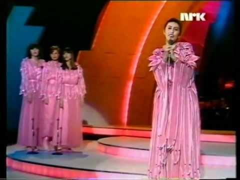Eurovision 1977 - Netherlands - Heddy Lester - De mallemolen