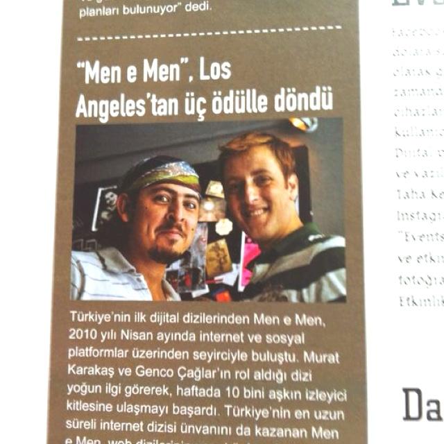 Men E Men on Magazines - http://www.menemen.tv