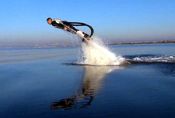 FlyBoard.dk - Din egen Jetpack kan nu fås ! Zapata FlyBoard 2012 $899