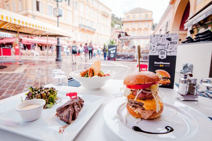 Nouvelle adresse gourmande dans les colonnes de #Whataboutnice : BH Saleya ! Un Burger sinon rien !