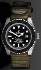 "Project X Designs ""Stealth"" Customized Rolex Submariner Watch Watch Releases                                                                                                                                                     More"