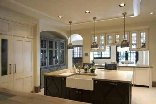 A true chef's kitchen - by Rodney Kazenske in Denver.