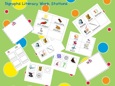 Digraphs Literacy WorkstationsWorkstations Ideas, Digraphs Literacy, Teachers Touch, Kindergarten Reading Writting, Literacy Activities, Literacy Workstations, Blends Digraphs, Classroom Ideas, Literacy Stations