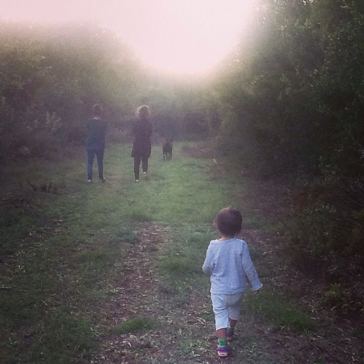 Corfu, greece, nature, green, child, friends