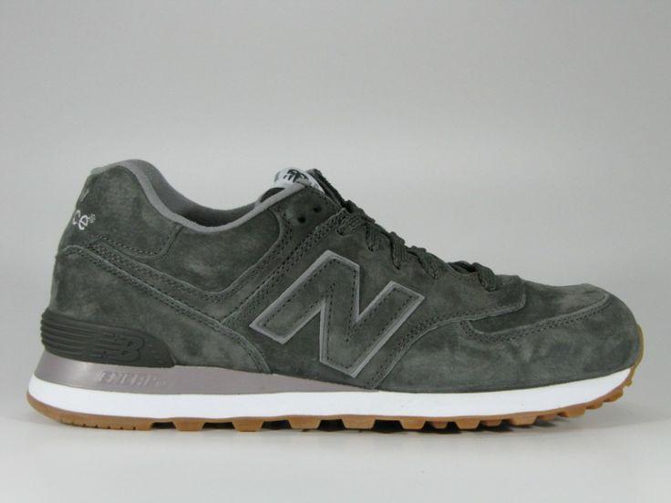 NEW BALANCE – TENNIS IN PELLE PER UOMO #scarpe #uomo