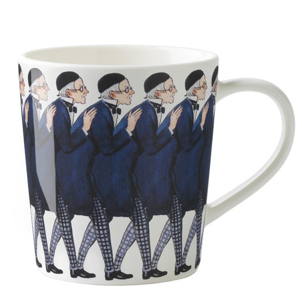 Elsa Beskow mug, Uncle Blue, by Design House Stockholm.