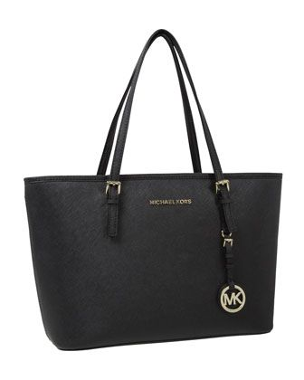 MICHAEL Michael Kors Jet Set Saffiano iPad Travel Tote.