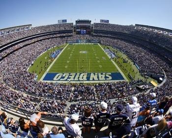 Qualcomm Stadium Picture at NFL Photo Store