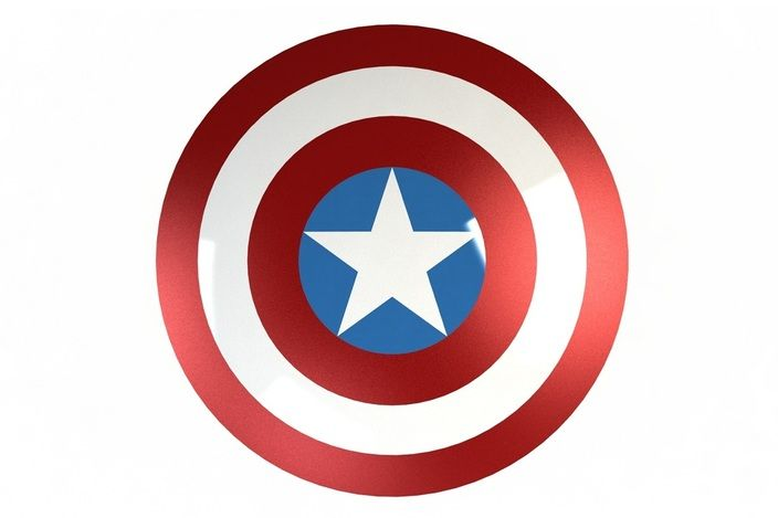 captain america shield to print - Buscar con Google | Heroe