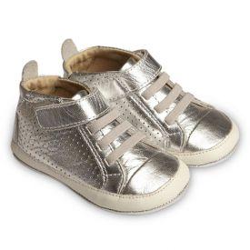 Cheer Bambini High Top Silver