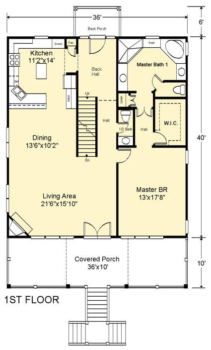 lockwood folly house plans beach house plan