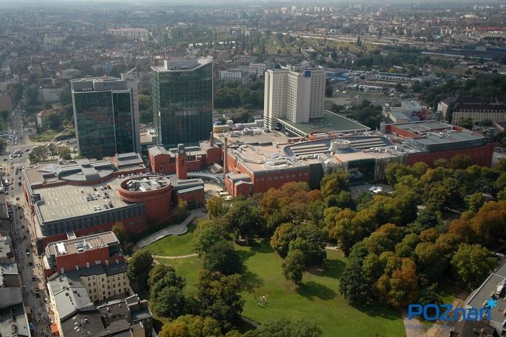 Galeria Miasta Poznań. - Panoramy