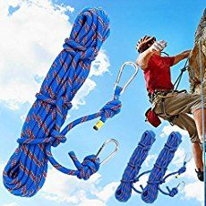 We have reviewed 3 best climbing ropes for sale in this post. It will help you to choose the best climbing ropes in the market.