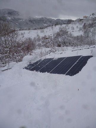 The Big Snow 2015 a Scagnello(CN)