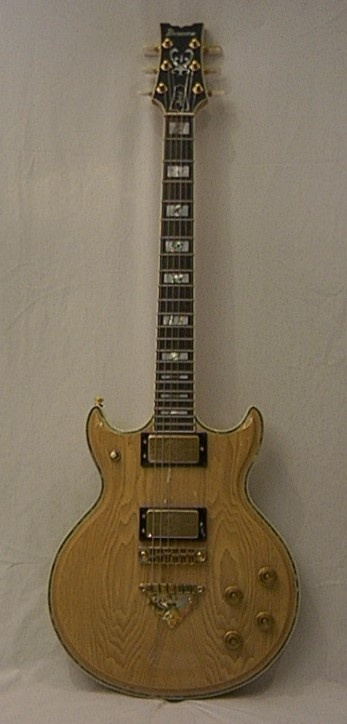 My 79 Ibanez Artist. Exquisite in every way but I sold it for a Gibson and don't regret it.