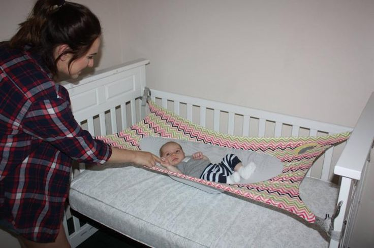 Crescent+Womb:+A+Newborn+Crib+Hammock+Which+Helps+Reduce+Risk+Of+SIDS