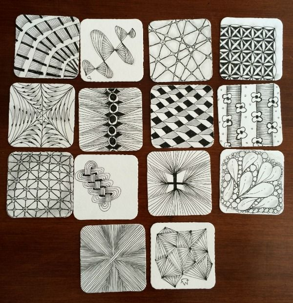 I'm having a blast with Bijou tiles!! Gearing up for my two workshops at the New Jersey Visual Arts Center. The adult workshop is Sunday, November 16, and the teen workshop is Sunday, November 23. ...