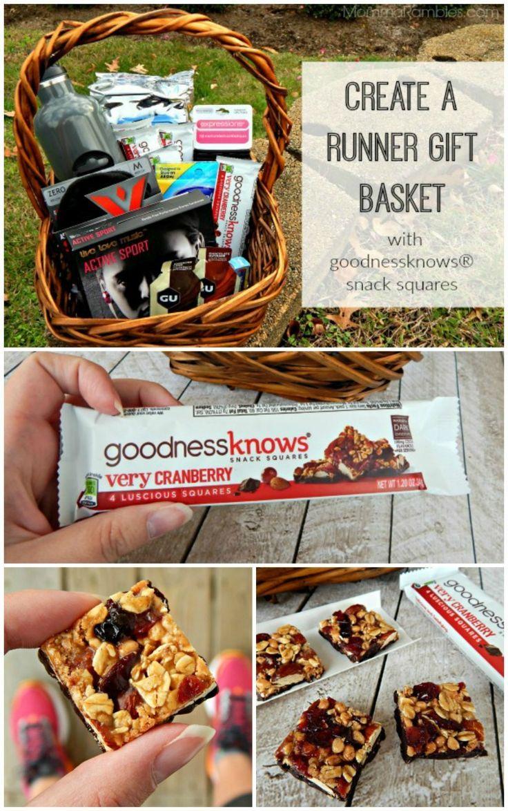 Gift baskets for marathon runners : Best marathon gift basket images on