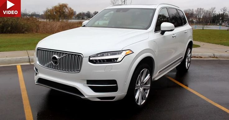 Is The Volvo XC90 Good Enough To Be Considered Over A Range Rover? #Reviews #Video