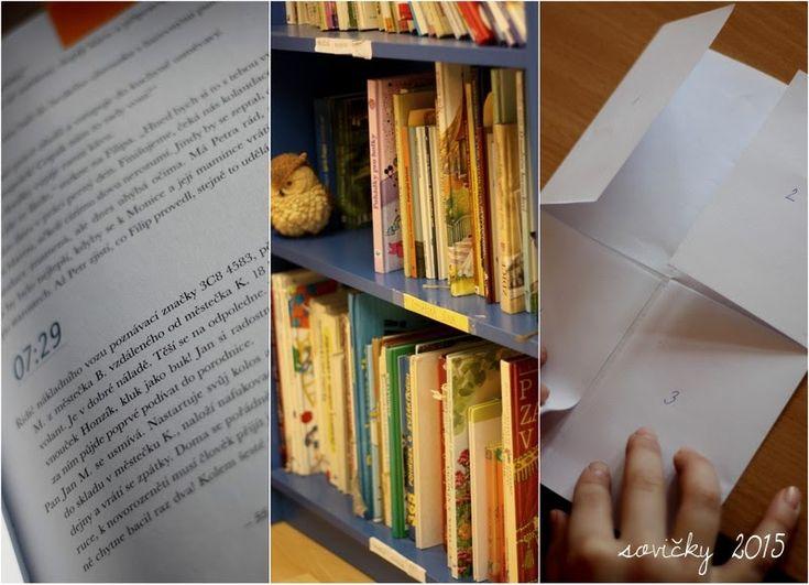 U nás na kopečku: škola Čtenářská dílna