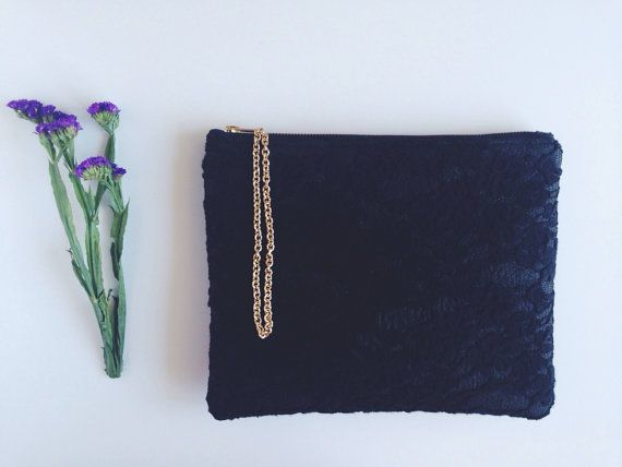 VIDA Leather Statement Clutch - My Mermaid Clutch by VIDA fABR7Y5t