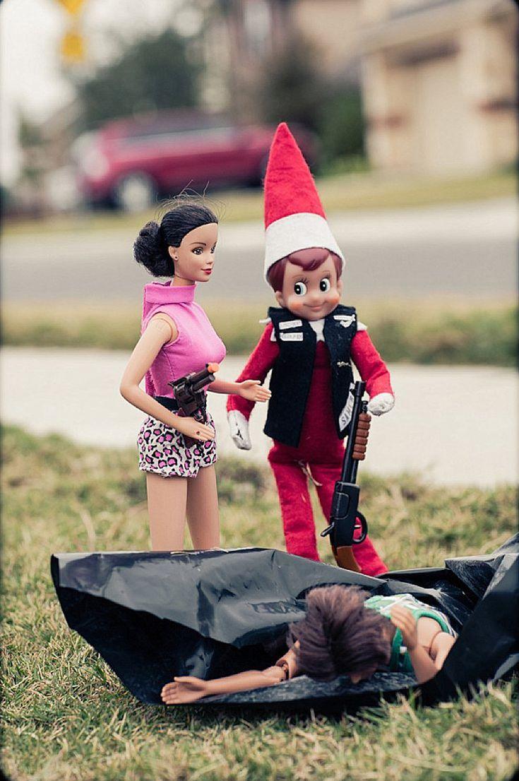 177 best Funny Elf on the Shelf Meme images on Pinterest