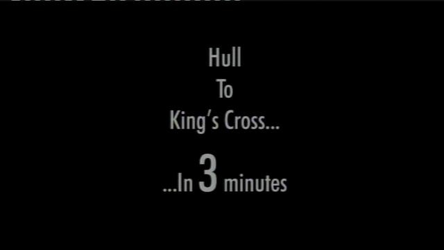 London to Hull in 3 minutes. A straight remake of the classic London to Brighton film but transferred a few hundred miles north to promote the new direct services offered by Hull Trains. The addition of sound effects and a journey 'status bar' mean that the viewer can enjoy a driver's eye view. #hull #hullyes #ukcityculture2017