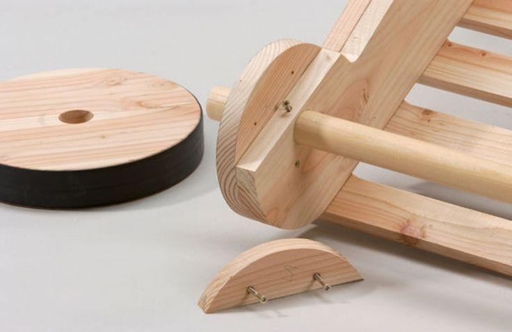 die besten 17 ideen zu gartenliege selber bauen auf. Black Bedroom Furniture Sets. Home Design Ideas