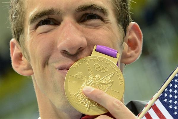 Michael Phelps London Olympic 2012 Photos