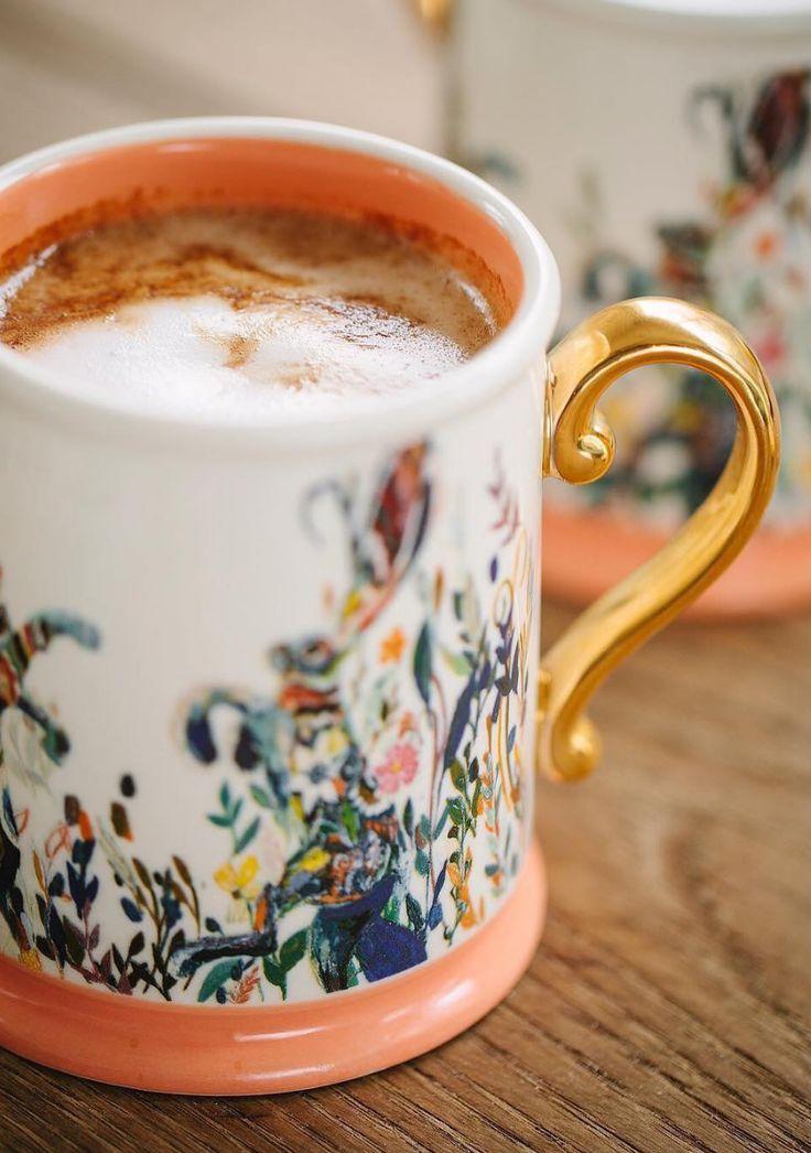 Mooreland Mug | Anthropologie luxury beauty products - http://amzn.to/2hu7dbB