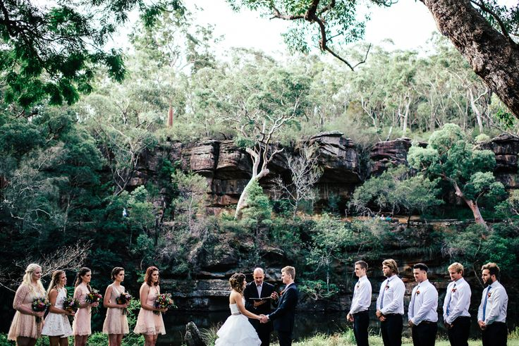 Jackelyn & Steven… Royal National Park, NSW