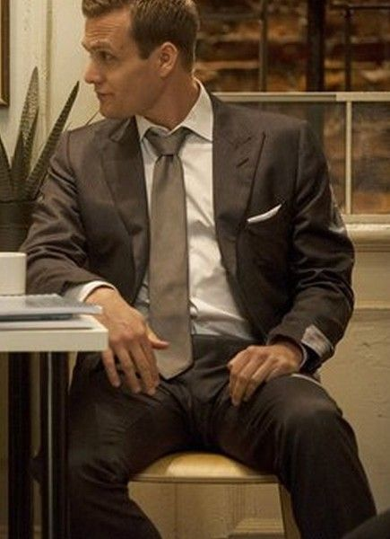 "suits tv show 2013 | ... Suit Inspired By Suit Worn By Harvey Specter In ""Suits"" Tv Series"
