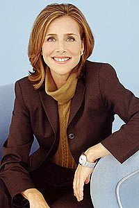 Today Show host Meredith Vieira, class of 1975