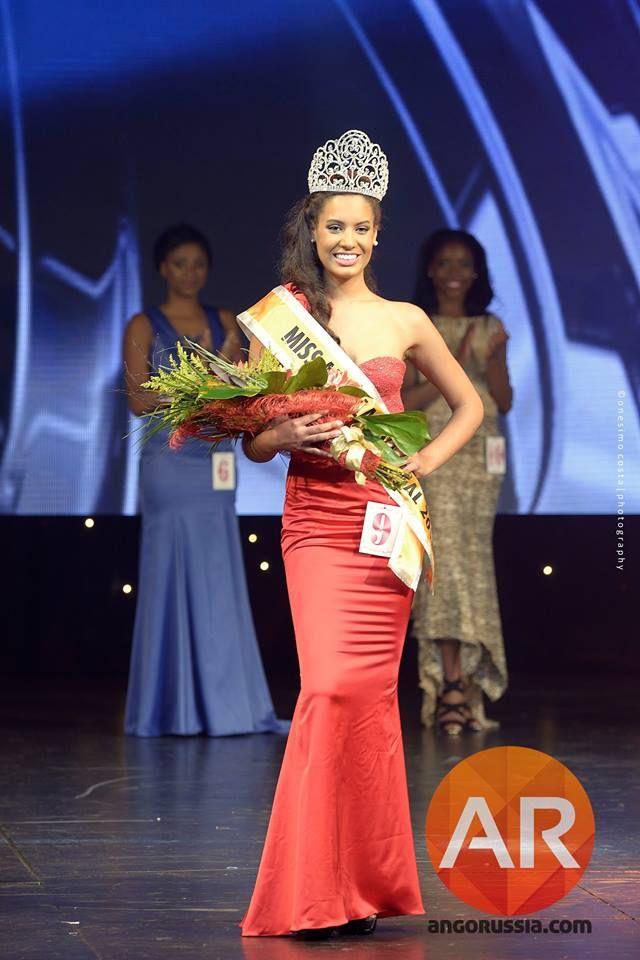 """Yaritssa Resende eleita a mulher angolana mais bela de Portugal """"Miss Angola Portugal 2015"""" http://angorussia.com/entretenimento/famosos-celebridades/yaritssa-resende-eleita-a-mulher-angolana-mais-bela-de-portugal-miss-angola-portugal-2015/"""